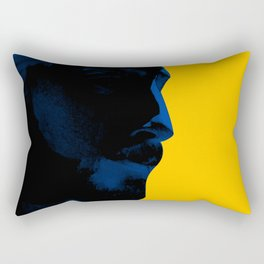 L'homme - electric Rectangular Pillow
