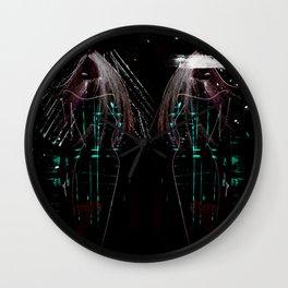 Personas Wall Clock