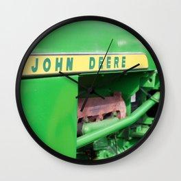 The Old John Deere Wall Clock