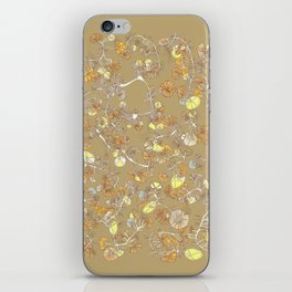 forest001 iPhone Skin