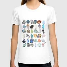 Illuminated Structure: Mineral Party 2 T-shirt