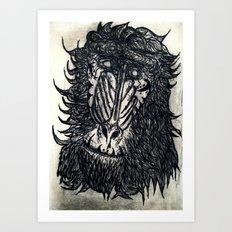 BABOOM Art Print