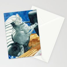 Office Cat Stationery Cards