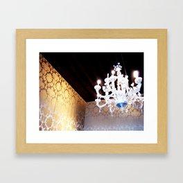 Lush Palace Framed Art Print