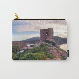 Tower of Porticciolo Carry-All Pouch
