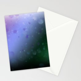 Glass Raindrops Stationery Cards