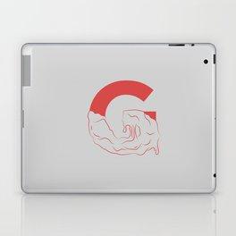 G Illustrated Laptop & iPad Skin