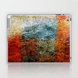 the last wrapping paper Laptop & iPad Skin