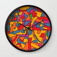 cinema Wall Clocks featuring - cinema - by Magdalla Del Fresto