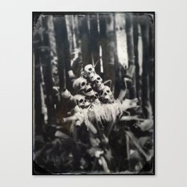 Jungle Cruise by Topher Adam 2017 Canvas Print