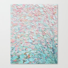 Weeping Cherries Canvas Print