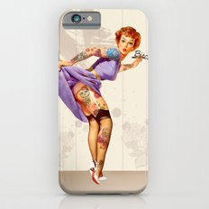 Redhead pin-up Slim Case iPhone 6s