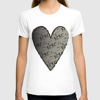 xoxo T-shirts featuring XOXO  by GoAti