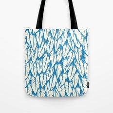 Feathered Fringe Tote Bag