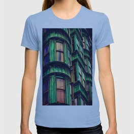 Day 55: Zoetrope Green T-shirt