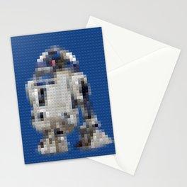 R2D2 Droid - Legobricks Stationery Cards