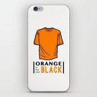 oitnb iPhone & iPod Skins featuring OITNB by Sandi Panda