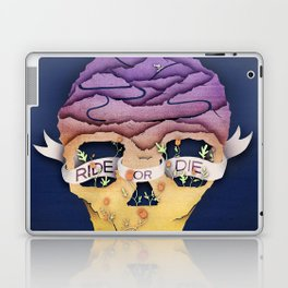 Ride Or Die Laptop & iPad Skin