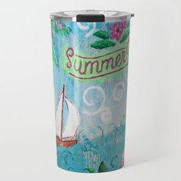 Summertime by Jan Marvin Travel Mug