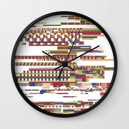 Samara Wall Clock