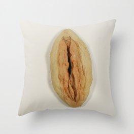 Da Girls Throw Pillow