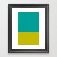 Both Joy Framed Art Print