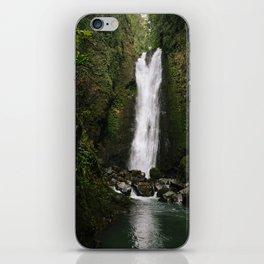 Adventure Falls iPhone Skin