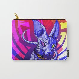 Sphynx!  Carry-All Pouch