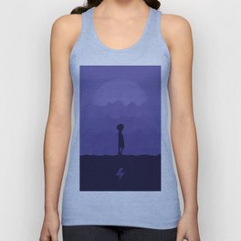 Killua Unisex Tank Top