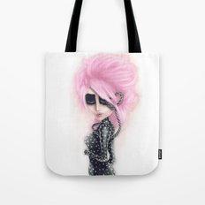 Pinkanhy Polka Tote Bag