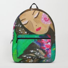 the green fairy Backpack