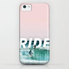 Ride The Waves Slim Case iPhone 5c
