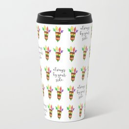 Boodega - Always by your side Travel Mug