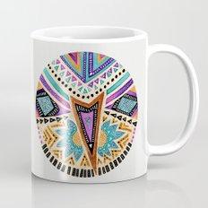Tribal Folk Icon Mug