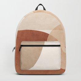 Abstract Minimal Shapes 16 Backpack
