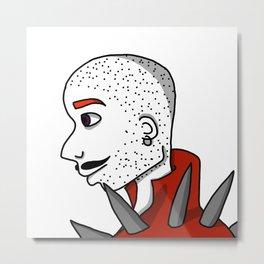 Umbriel   Veronica Nagorny Metal Print