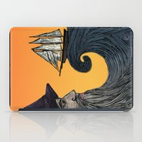wizard iPad Cases featuring Wizard by Brittany Rae