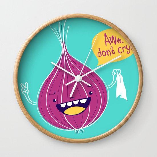 Awwnion Wall Clock