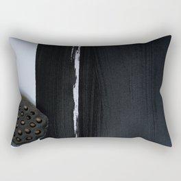 Sundried Lotus Pod Rectangular Pillow