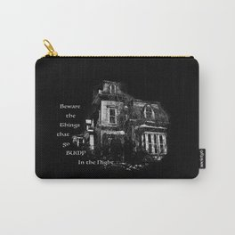 The local creepy house Carry-All Pouch