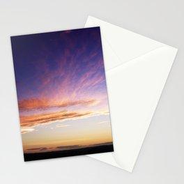 September sunset 1 Stationery Cards