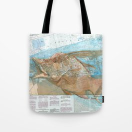 Hogfish Tote Bag
