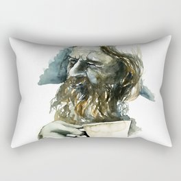 FACE#19 Rectangular Pillow