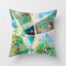 starfish decor ##### Throw Pillow