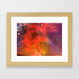 Eros Pool  Framed Art Print