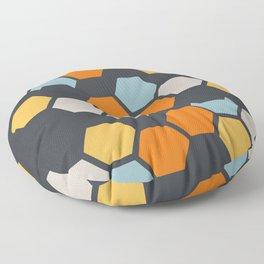 Sam (Gray Blue) Floor Pillow