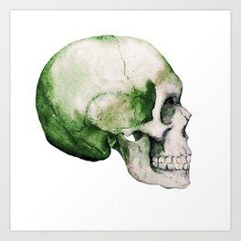 Skull 06 Art Print
