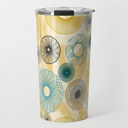 Spirograph Travel Mug