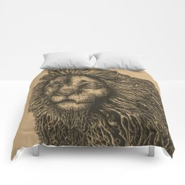 Male Mane Comforters