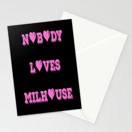 Nobody Loves Milhouse Stationery Cards